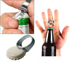 Magic Ring Bottle Opener for Finger or Thumb Bar Party Club Tool