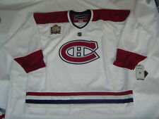 Montreal Canadiens Heritage Classic 2011 Wht Jersey XXL