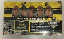 2006 Press Pass Optima NASCAR Racing Hobby Edition Box Factory Sealed 28 Pack