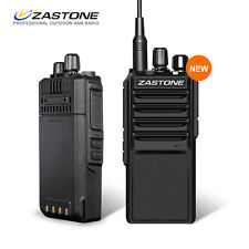 Zastone L2000 20W Walkie-Talkie UHF 400-480MHz Handy Ham Radios Two Way Radio