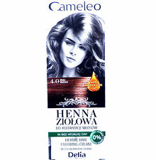 Delia Henna Creme Haarfarbe Haarbalsam Natur Color Tube Haarkreide 100ml / 2,99€
