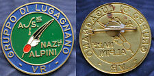 DISTINTIVO A.N.A. ASSOCIAZIONE NAZIONALE ALPINI GRUPPO DI LUGAGNANO (VERONA)