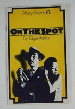 Albery Theatre - On The Spot - May 1984 - Programme