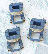 Lot de 3 Telemecanique LX1D2E7 bobine 48V 50/60Hz