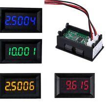 1PCS LED 5 Digit DC 0-4.3000-33.000V Digital Voltmeter Voltage Meter Car Panel