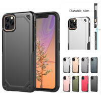For iPhone 11 Pro XS Max XR 7 8+ Protective Shockproof Hybrid Rugged Case Cover
