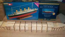 Amati RMS Titanic Baukasten 1:250 im Vertrieb von Krick