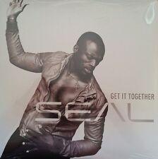 """Seal  """"Get It Together"""" (Remixes) * 2x12"""" / Bill Hamel`s + Superchumbo Remixes"""