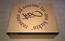 Zapatos Botas De Invierno K1X H1KE Deporte Baloncesto Hip Hop Blanco Invierno Camo Kickz UK9