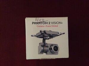 Original DJI Phantom 2 Vision Plus Ersatz Kamera, Replacement camera, OVP