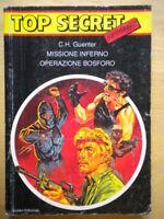 Missione inferno Operazione BosforoGuenter Gardentop secret 24 come nuovo 11