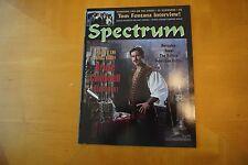 Spectrum Magazine (1994) #18 Bruce Campbell Sci-Fi Movie TV Comic Book Zine NM