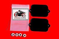 Kawasaki GPz 900 Ninja Exhaust Air Injection Reed Plate AIS Smog Block Off Kit