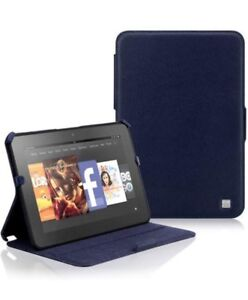 """Navy CaseCrown Case For Amazon Fire HD 8.9"""""""
