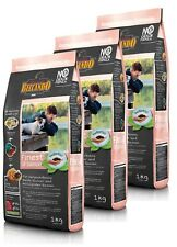 Hunde Trockenfutter - 3x Adult GF Salmon mit Lachs 1kg - Hundefutter getreidefre
