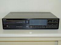 Philips CD 304 High-End Vintage Retro CD-Player, Laser & Riemen neu, 2J.Garantie