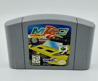 MRC: Multi-Racing Championship - N64 - Tested