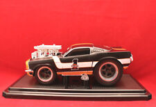 Voiture miniature/1966 FORD MUSTANG/MUSCLE MACHINES/Harley-Davidson/1:24/3+/Neuf dans sa boîte