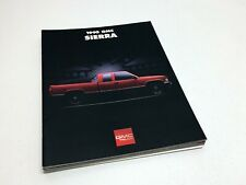 1995 GMC Sierra Pickup Trucks Brochure