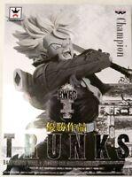 Super Saiyan Trunks Special Color World Figure Colosseum Dragon Ball Z Banpresto
