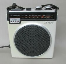 Vintage LLOYDS Portable AM/FM 8 Track Player V 150