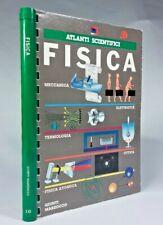 ATLANTI SCIENTIFICI FISICA De Curtis, Fernandez Ferrer GIUNTI MARZOCCO 1986