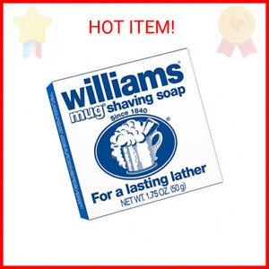 Williams Mug Shaving Soap, 1.75 Oz