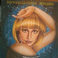 Raffaela Carra - Applauso (1979) CBS Vinyl LP 83887 (Pop)