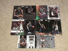 Tim Duncan (20) Card Lot San Antonio Spurs Panini Prizm Donruss Optic Finest