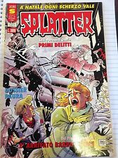 Fumetto Splatter Anno II N18 Dicembre 1990 DISCRETO!!
