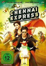 Chennai EXPRESS (Shah Rukh Khan) Bollywood DVD NEW + OVP!