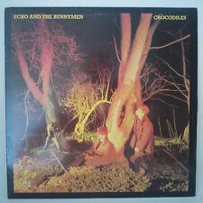 Echo And The Bunnymen – Crocodiles – KODE 1, Korova -  Vinyl, LP, Album - 1980