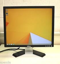 """Dell 19"""" E198FP Monitor TFT LCD pantalla de computadora para oficina Vga 1280x1024 Grado A"""