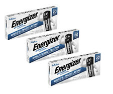 30x Energizer Ultimate Lithium Batterie AAA-Micro L92 LR03 MN2400 1,5V im Karton