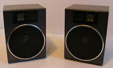 Vintage Fisher 2-way Detachable Speakers for PH405 Boombox Ghettoblaster