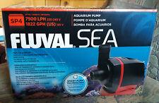 Fluval SP4   Sea Aquarienpumpe  Unbenutzt !!!!