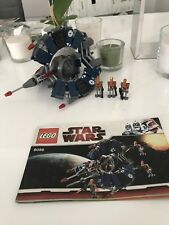 Lego 8086 Star Wars Droid Tri Fighter Complete