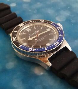 NEW! BEZEL to VOSTOK Vostok Amphibian watches with-BB-insert №1 #Polished st