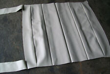 "Fiat 124 coupe OE Ivory color headliner + sun visor skins fits All years ""NEW"""