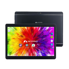 "Acepad a121 10 pollici [10.1""] Tablet PC 64gb 2gb di RAM 3g Quad Core IPS Dual SIM GPS"