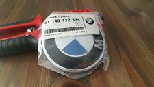 82mm BMW BADGE EMBLEM BOOT or BONNET 1 2 3 4 5 6 7 X1 X3 X5 Z3 Z4 UK STOCK