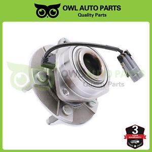 513189 X1 Front Wheel Bearing Hub 2002-2006 Chevy Equinox Pontiac Torrent Saturn