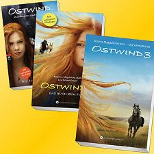 im SET: OSTWIND 1-3 | OSTWIND Band 1 (Taschenbuch) + 2 + 3  (Buch)