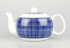"JAMESON&TAILOR Designer-Teekanne ""NIPPON"", blau-weiß, Porzellan, 1,0l"