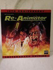 Re-Animator Laserdisc