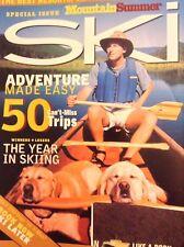 Ski Magazine Adventures Made Easy May/June 2003 121817nonrh