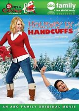 Holiday in Handcuffs - Melissa Joan Hart (DVD, 2008) - Brand New!!