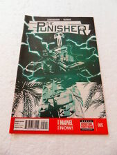 Punisher 5 . Marvel 2014 -   VF - minus