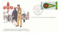 (14058) Pakistan FDC Card Scouts Karachi 23 December 1982