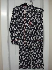Victorias Secret Dreamer Pajama 3 Piece Set DANCING POLAR BEAR NWT Med.